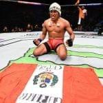Enrique Barzola y sus 5 consejos que lo convirtieron en peleador de UFC