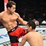 Video: El peruano Humberto Bandenay realizó el mejor KO del fin de semana en UFC