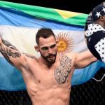 """Santiago Ponzinibbio: """"Si McGregor le gana a Mayweather se convertirá en el mejor peleador de la historia"""""""