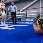 Polémica por fotos del sparring entre Conor McGregor y Paulie Malignaggi