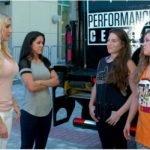 Video: Ronda Rousey apareció en programa de WWE