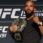 Demetrious Johnson quiere hacer historia en UFC 215