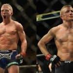 5 peleadores de UFC antes y después de los test de drogas de USADA