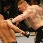 El baúl de los Recuerdos: Brock Lesnar derrotando a Randy Couture y coronándose en UFC