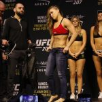 Entrenador de Ronda explicó por qué la peleadora no dio entrevistas antes de enfrentar a Amanda