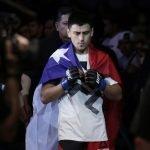 """Diego Rivas: """"No me asusta pelear con alguien dopado"""""""