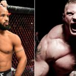 Demetrious Johnson cree que puede derrotar a Brock Lesnar