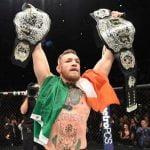 Sports Illustrated elige a Conor McGregor como uno de los atletas con mejor condición física