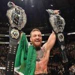 """Conor McGregor negocia su próxima pelea: """"Podría ser Fergunson, Khabib, Díaz o Mayweather"""""""