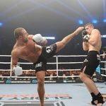 Gokhan Saki habla de su futuro en UFC tras su debut