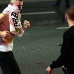 Hooligans rusos se preparan con clases de MMA para pelear contra otros hinchas