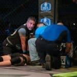 """Peleador de MMA sufrió paro cardíaco en pleno combate: """"Estuve muerto en la jaula"""""""