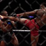 Video: ¿Fanático de las patadas? Haitiano regaló uno de los KO más espectaculares del año en UFC