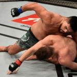 Kelvin Gastelum noqueó de manera espectacular a Michael Bisping en UFC China