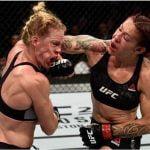 Cris Cyborg venció a Holly Holm en UFC 219 y retuvo su título de peso pluma