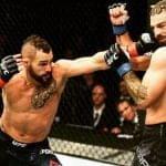 Argentino Santiago Ponzinibbio logró otro importante triunfo en UFC