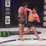 Video: Peleador peruano se postula a mejor KO del año