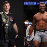 Miocic defenderá el título de los peso pesados contra Ngannou en UFC 220
