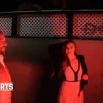 Ronda Rousey y Triple H cenando ¿Se acerca la excampeona de UFC a WWE?