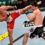 Pelea de retiros: UFC prepara la pelea entre Vitor Belfort y Michael Bisping