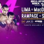 En Vivo: Disfruta de Bellator 192, Rampage vs. Sonnen
