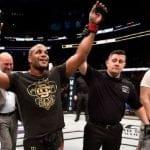 Video: Daniel Cormier abrumó en dos rounds a Volkan Oezdemir en UFC 220