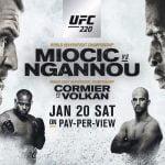 En Vivo: Sigue los detalles del UFC 220