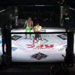 La triste realidad de los eventos de MMA de Chile