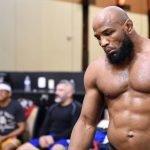 UFC 221: Yoel Romero no da el peso y no va por el título de peso medio
