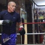 Georges St-Pierre vuelve a los entrenamientos