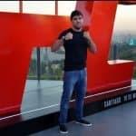 Peleador chileno-brasileño de UFC y su vínculo con Colo Colo
