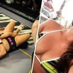 Mackenzie Dern, la peleadora que comparan con Ronda Rousey debuta esta sábado