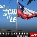 UFC Chile agrega dos nuevas peleas
