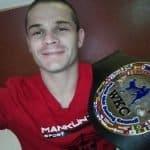 Video: El chileno Miguel Araneda obtiene título internacional de kick boxing en México