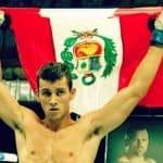 Perú suma peleador a la fiesta de UFC Chile