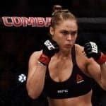 Esperen sentados: Ronda Rousey se refirió a su retorno a las MMA