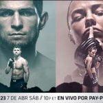 En Vivo: Disfruta todos los detalles del UFC 223