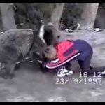 Viral: ¡Peleando con osos! Así se inició Khabib Nurmagomedov en las artes marciales