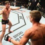 Darren Till venció a Stephen Thompson en UFC Liverpool y da un paso hacia el título