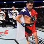 UFC Chile logra exitosos números de ratings en Estados Unidos