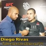 Diego Rivas explicó su derrota y señaló cuando podría estar de vuelta a UFC