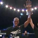 """Video: Michael """"Venom"""" Page logró su victoria más importante dentro de las MMA"""