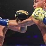 Box: Lomachenko noqueó a Linares y ganó su tercer título mundial