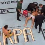 Video: Lyoto Machida retiró de UFC a Vitor Belfort con impresionante KO