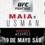 Día y Hora: Estas son las actividades que tendrá UFC en Chile