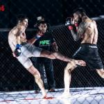 La promesa más importante de las MMA chilena tiene fecha y rival para su debut en Combate Américas