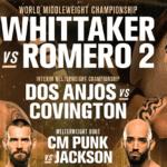 UFC 225: Cartelera y Horario
