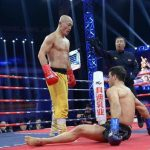 "Video: Rey del Muay Thai demolió al ""monje Shaolin"" Yi Long"