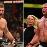 Stipe Miocic lanza duras declaraciones en contra de Brock Lesnar y UFC