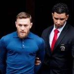 Conor McGregor es sentenciado por el ataque al autobús en UFC 223